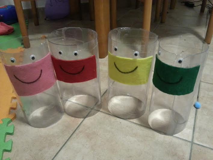 gioco montessori dei colori