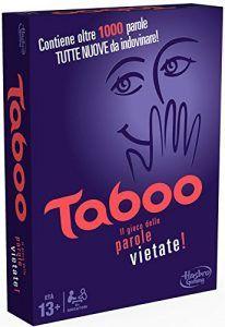 taboo giochi educativi per ragazzi
