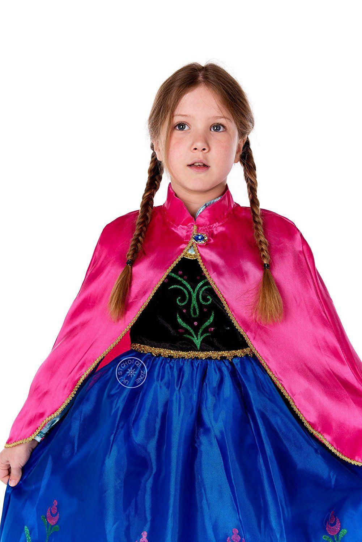 migliore selezione del 2019 prestazione affidabile scarpe esclusive Idee per Carnevale: costumi di Frozen per bambini | Portale Bambini