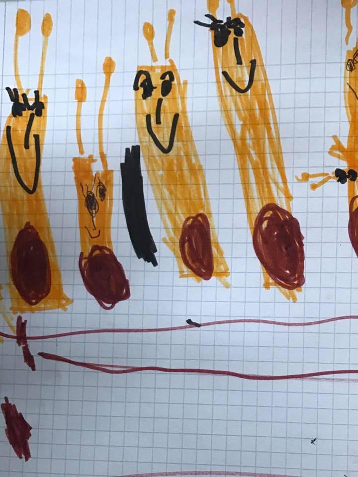 filastrocche per bambine lumachine