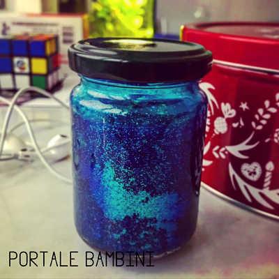 barattolo della calma calming jar