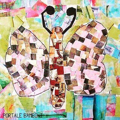 mosaico per bambini