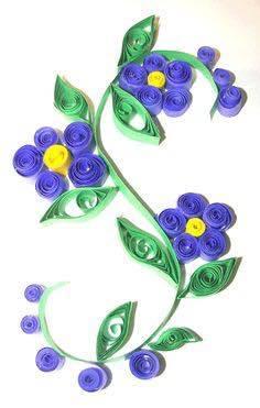 quilling fiore