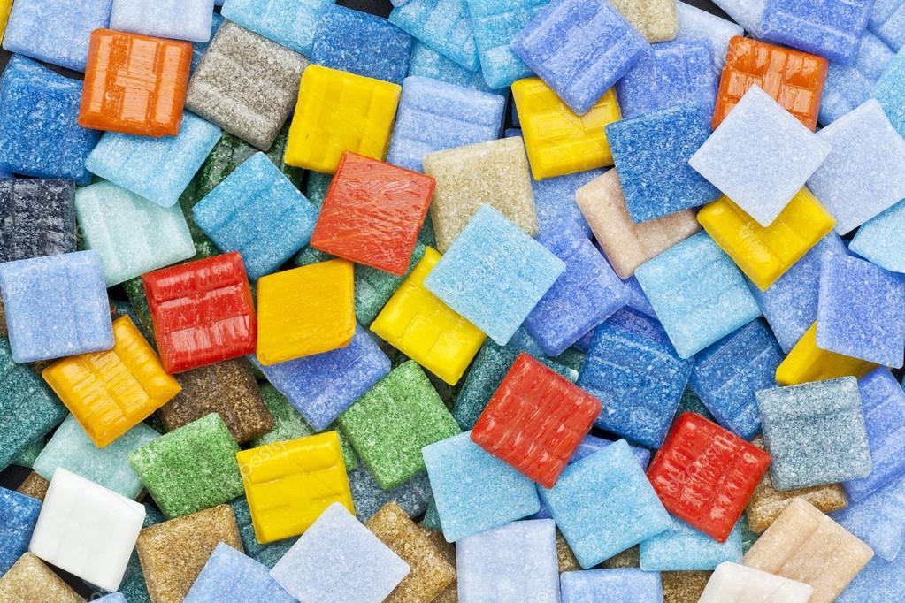 tessere mosaico bambini