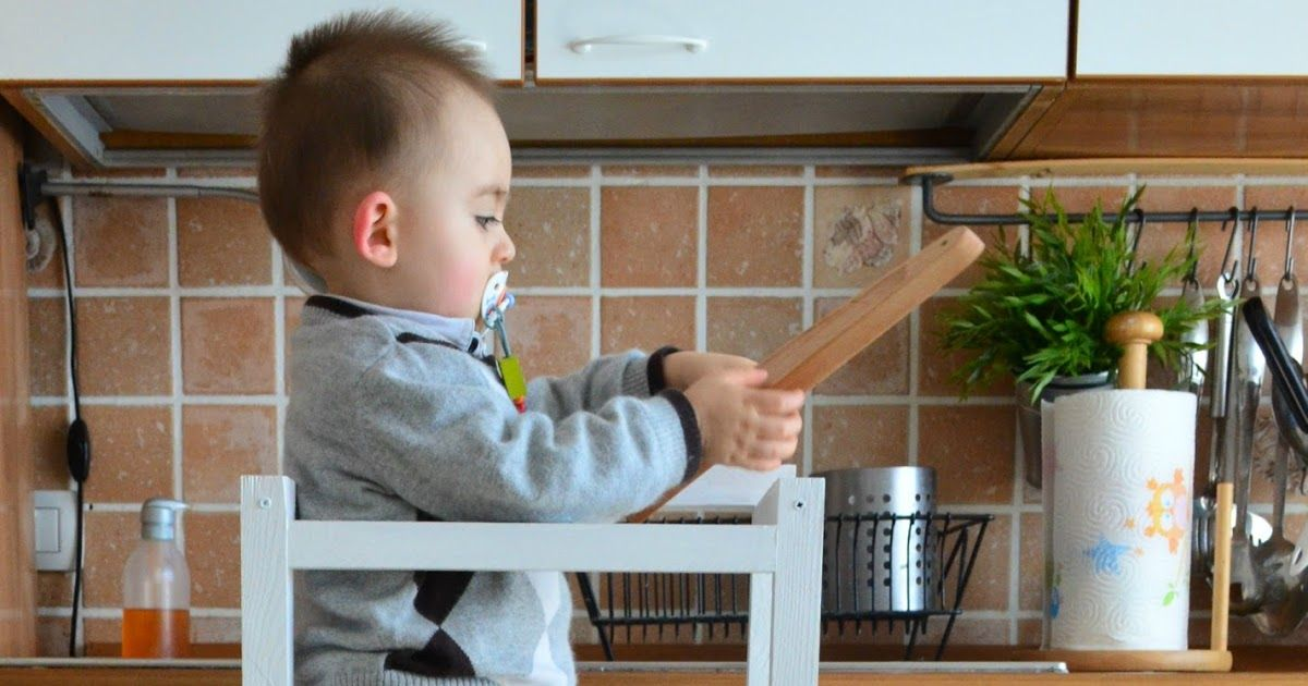 Learning tower: cosè e qualche idea per utilizzarla portale bambini