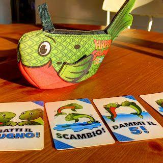 giochi in scatola happy salmon