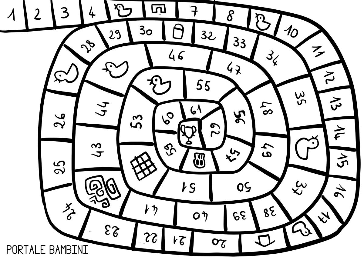 gioco dell'oca regole e gioco dell'oca da stampare