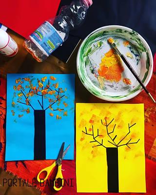 Tecniche Di Pittura Per Bambini E Non Solo Portale Bambini