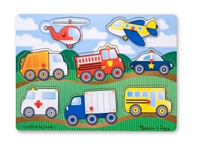 puzzle di legno per bambini di 2 anni