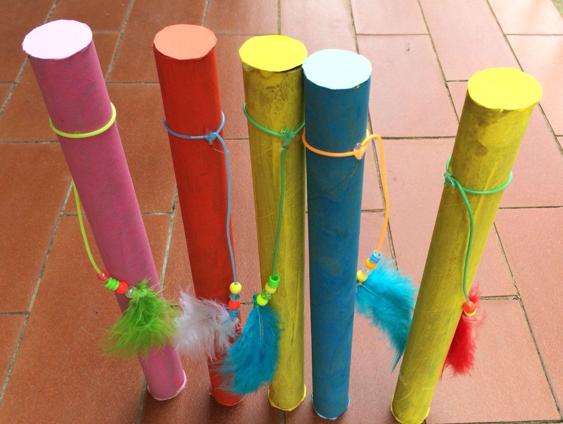 Come costruire il bastone della pioggia | Fai da Te Mania