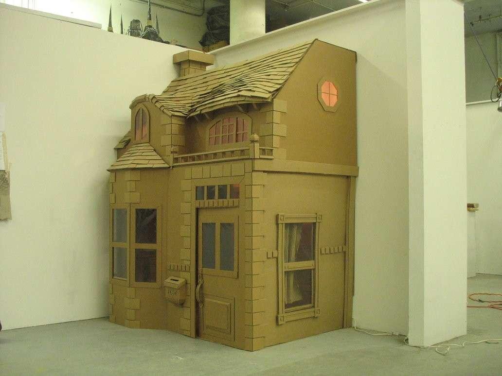 Casette di cartone come realizzarle e dove trovarle - Costruire una casetta ...