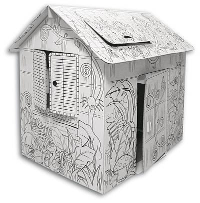 Casette di cartone come realizzarle e dove trovarle portale bambini - Casa di cartone ...