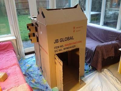 Casette Per Bambini Piccoli : Come costruire una casetta per gli uccelli idee green