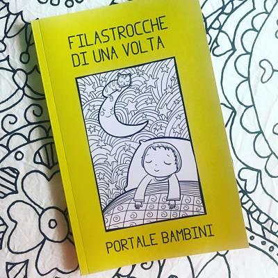 libro di filastrocche per bambini