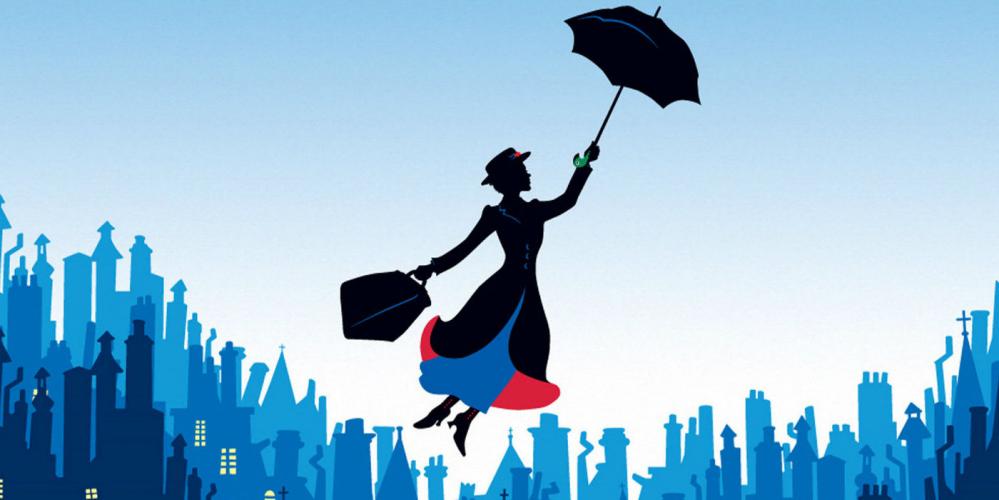c8bd563731 Così Mary Poppins può prendere il volo per nuove avventure, lasciando tutti  felici e contenti.