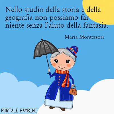Frasi D Amore Dei Bambini.Frasi E Citazioni Di Maria Montessori Portale Bambini
