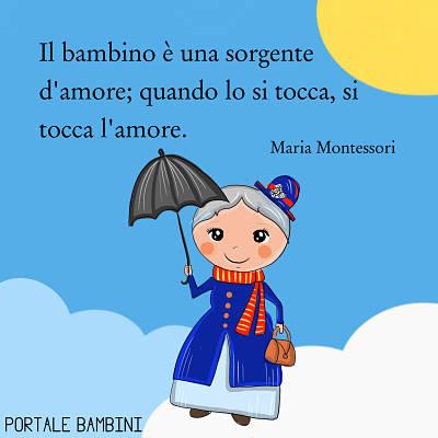 Frasi E Citazioni Di Maria Montessori Portale Bambini