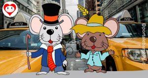 il topo di città e il topo di campagna
