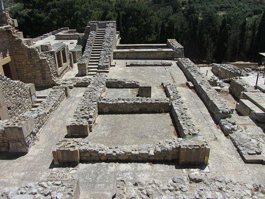 civiltà minoica cnosso