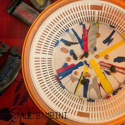 spin art bambini colori 3
