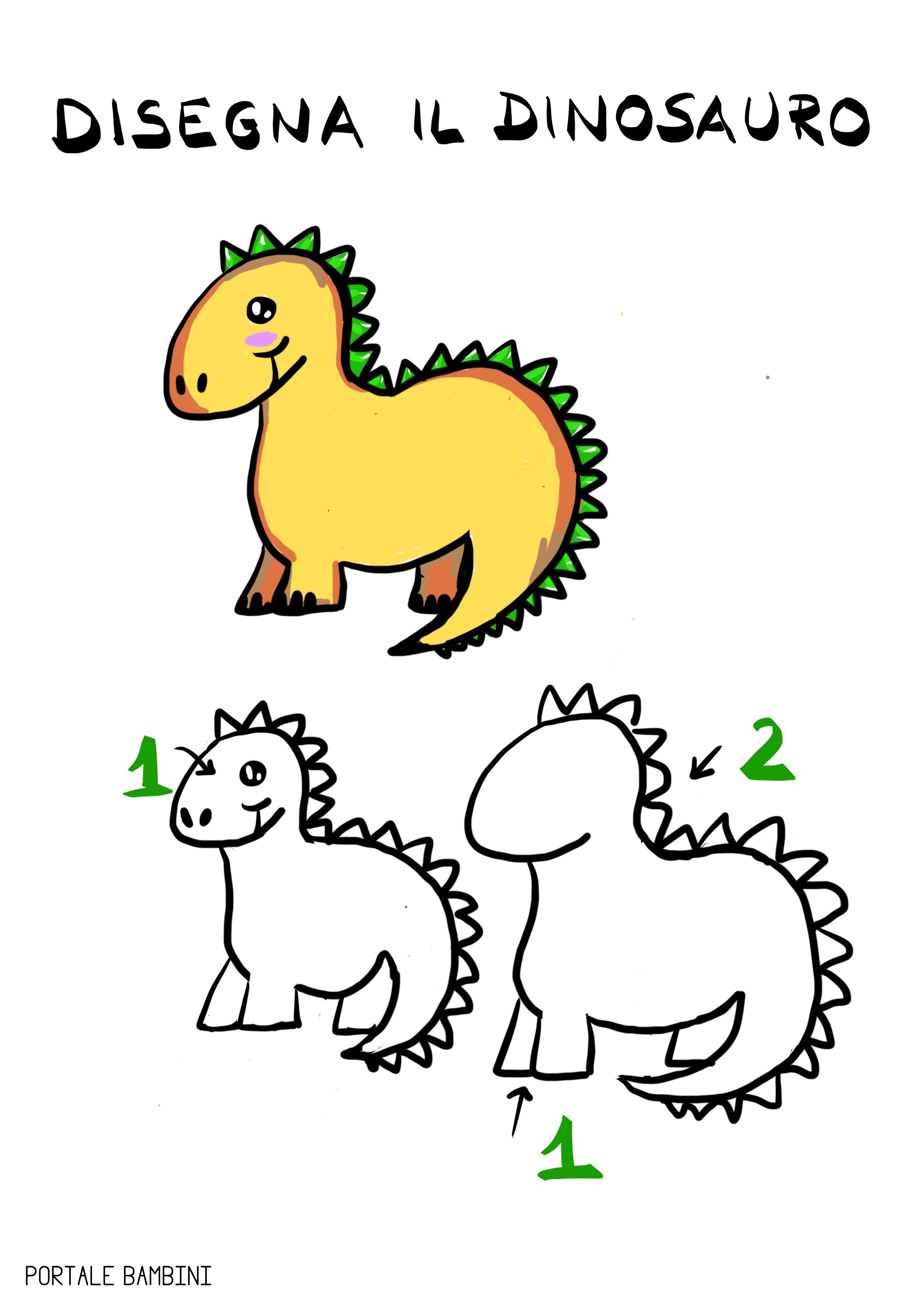 disegni facili per bambini