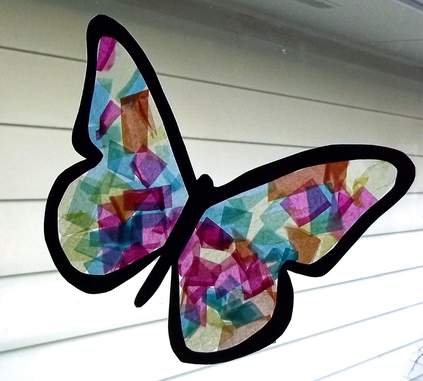 Lavoretti Sulle Farfalle Come Realizzarle Con Materiali Da Riciclo