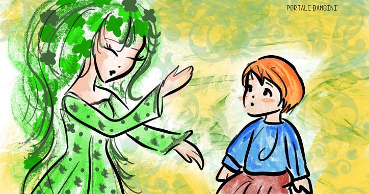 il ragazzo e la fortuna - jean de la fontaine