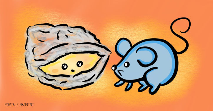 il topo e l'ostrica
