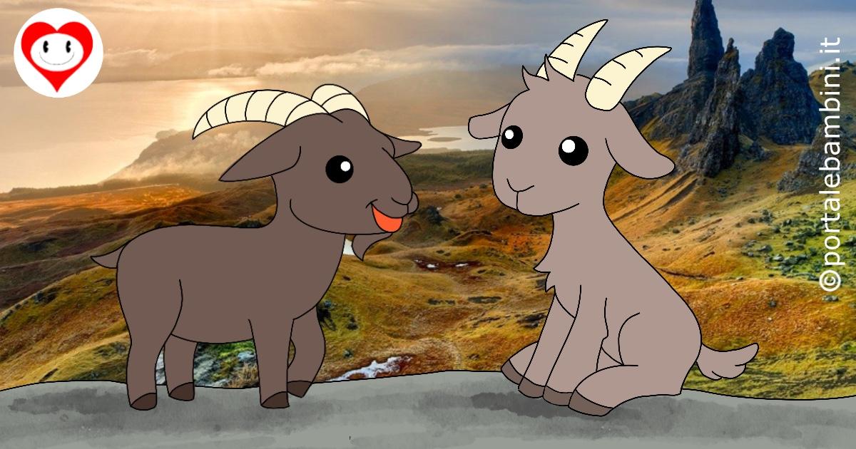 Le due capre