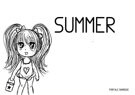 stagioni in inglese estate