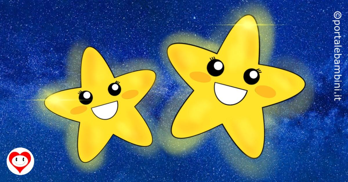 stelle da colorare