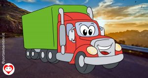 camion da colorare