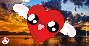cuore da colorare