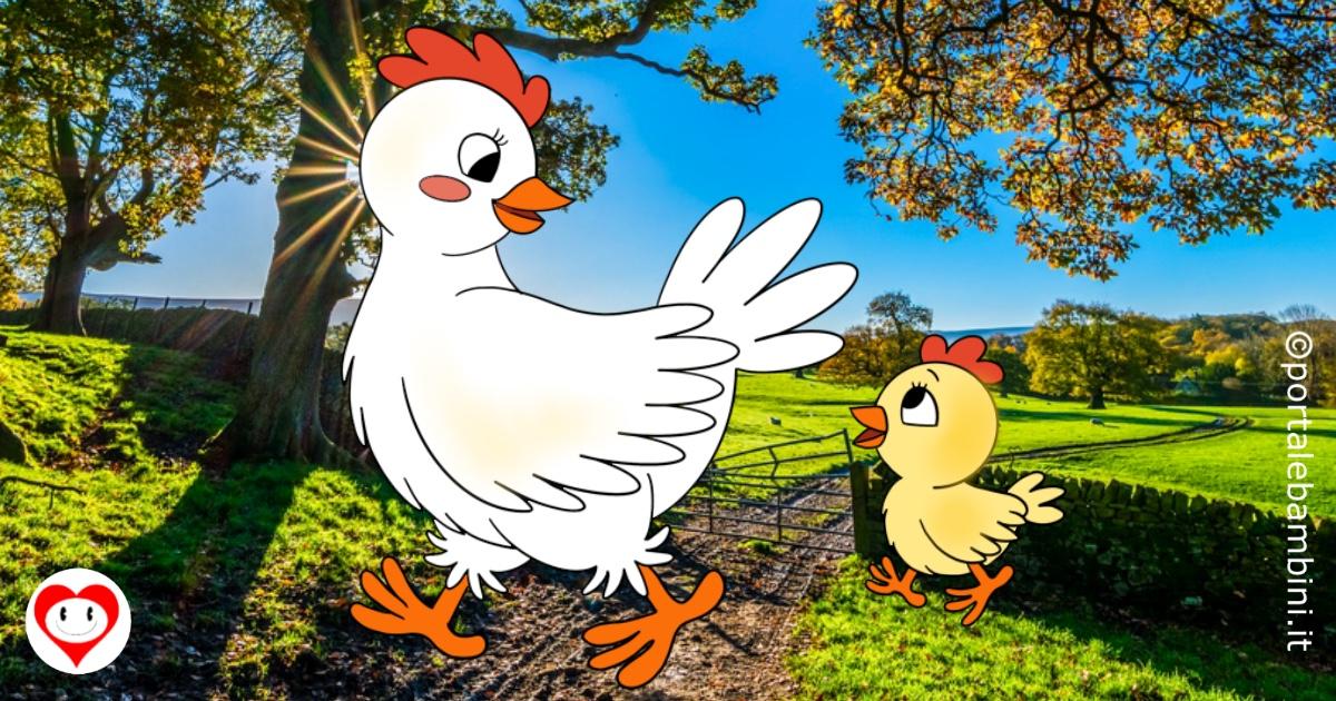 galline da colorare