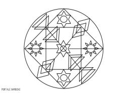 Disegni Mandala Da Stampare E Colorare Scoprili Tutti Portale