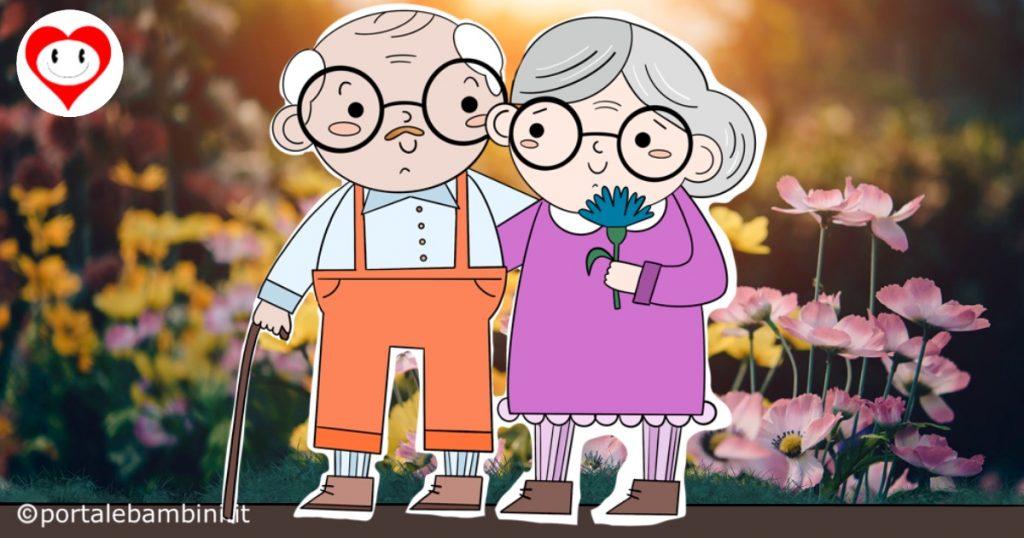 nonni da colorare