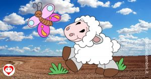 pecore da colorare
