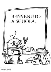 scheda didattica italiano benvenuto scuola primaria
