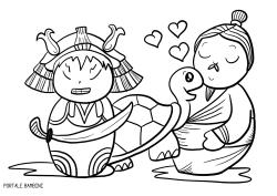 la tartaruga parlante