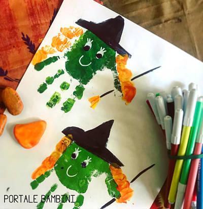Lavoretti Creativi Di Halloween Per Bambini Portale Bambini