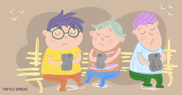smartphone pediatri