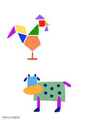 animali geometrici 2