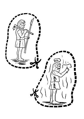 homo sapiens scuola primaria scheda