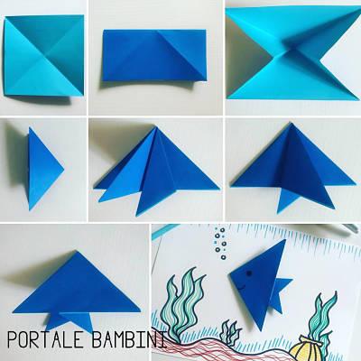 origami facili istruzioni