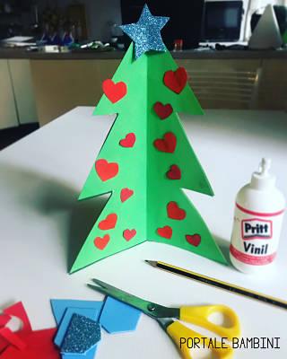 Albero Di Natale Fai Da Te Ecco La Guida Portale Bambini