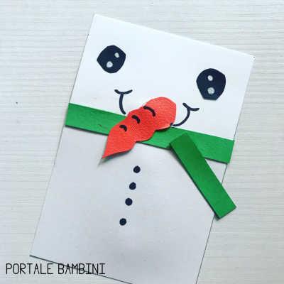 Tutorial Biglietti Di Natale.Biglietti Di Natale Fai Da Te Idee E Tutorial Portale Bambini