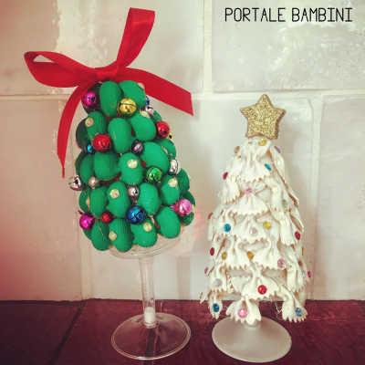 Lavoretti Di Natale Scuola Primaria Decoupage.Albero Di Natale Fai Da Te Ecco La Guida Portale Bambini