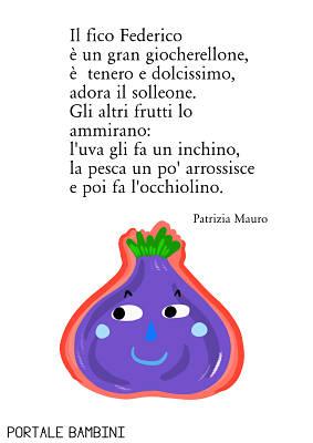 fruttastrocche filastrocche frutta 3