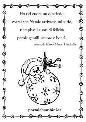 Poesie Di Natale Bambini.Poesie E Filastrocche Di Natale Portalebambini It