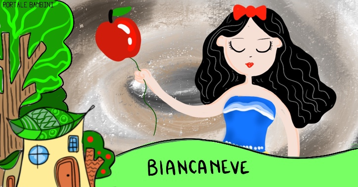 storie per bambini biancaneve